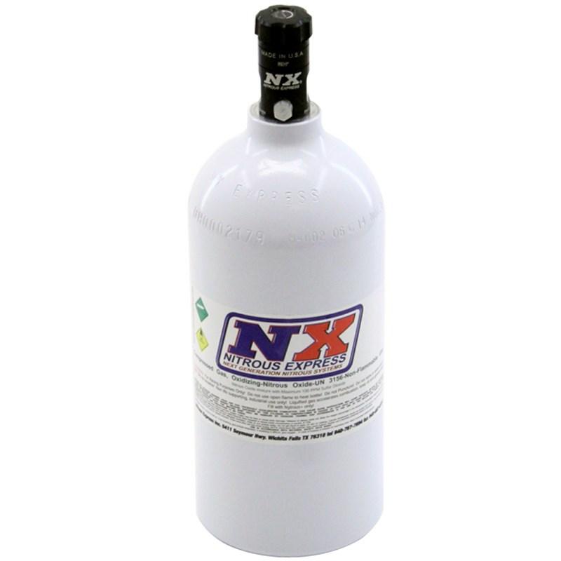 Nitrous Express - 2.5 Nitrous Bottle with valve