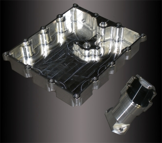 Suzuki GSX-R1000 Billet Oil Pan 2007-08