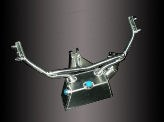 Front Rack Fuel Cell - Suzuki GSX-R1000