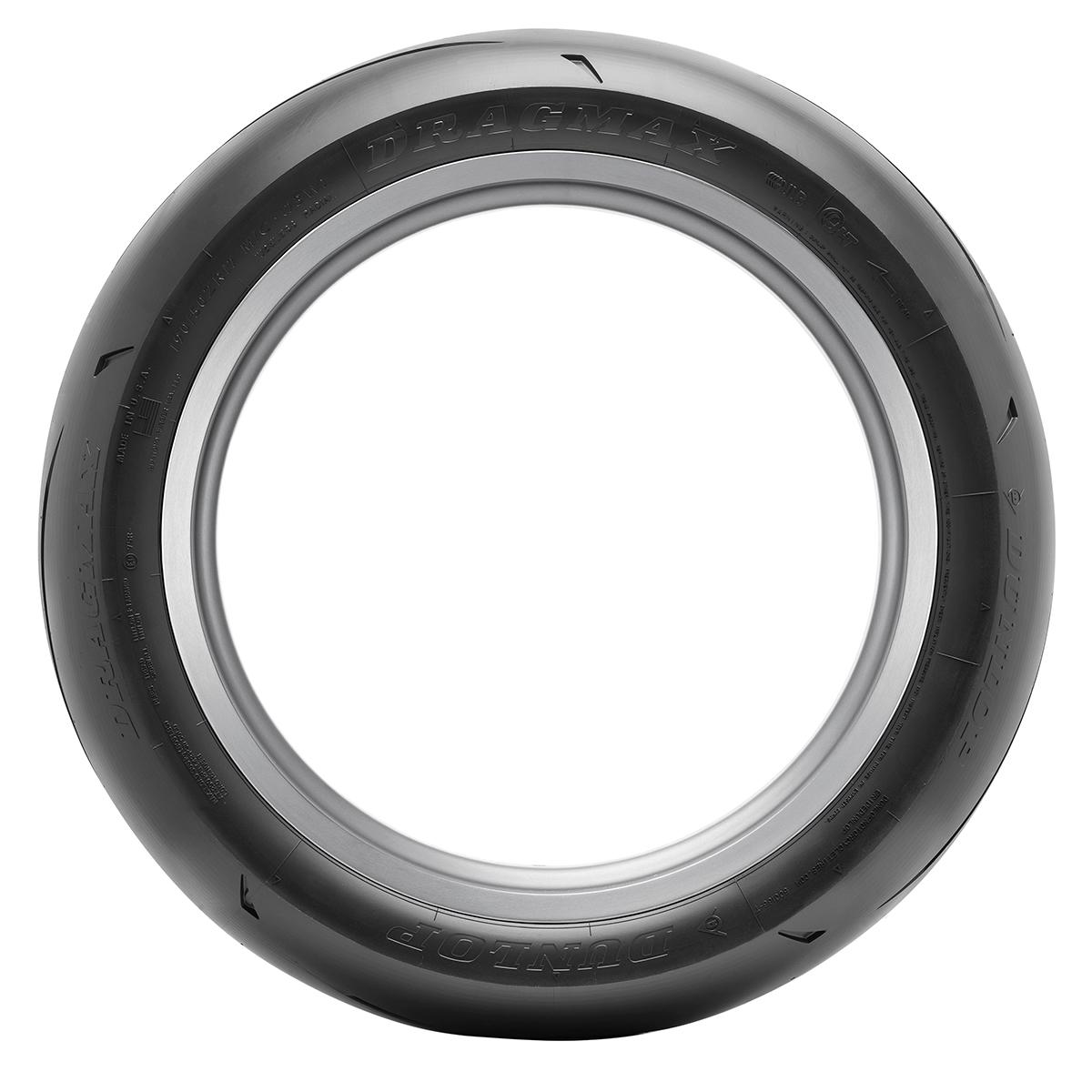 Dunlop Dragmax 190/50-17