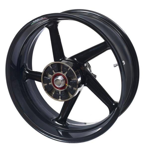 Black Piuma Marvic Magnesium Wheels
