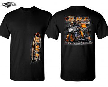 2020 Jeremy Teasley DME Racing Tshirt