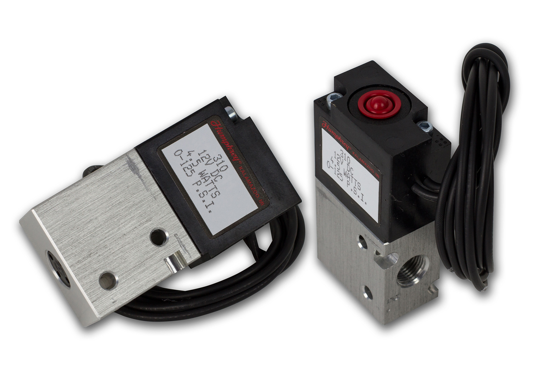 Small Air Shifter Solenoid