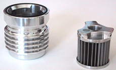 Billet Aluminum Oil Filters