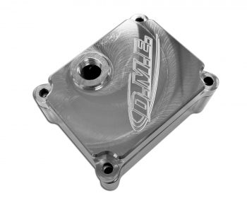 DME Racing Billet Breather Cover - Double Decker | Suzuki Hayabusa