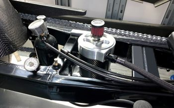 DME Oil Tank Separator