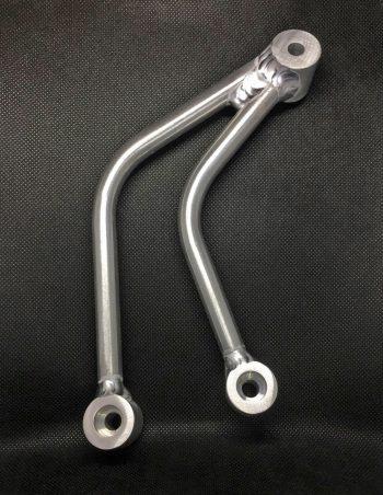 Rear Peg Eliminator Exhaust Hanger