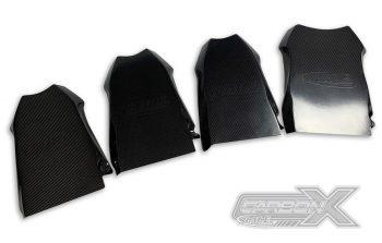 DME Racing CarbonX Belly Pan