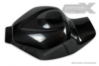 Carbon Fiber Grudge Tank Shell | GSX-R1000