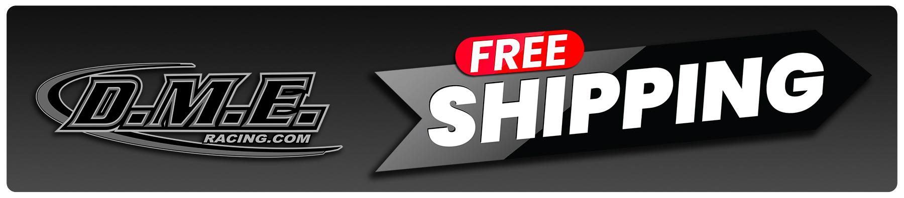 DME Racing Free Shipping