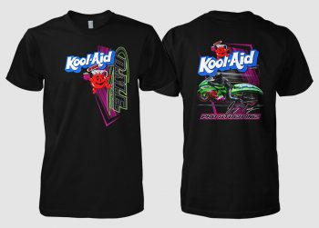 Kool-Aid Grudge Bike T-Shirt - Black