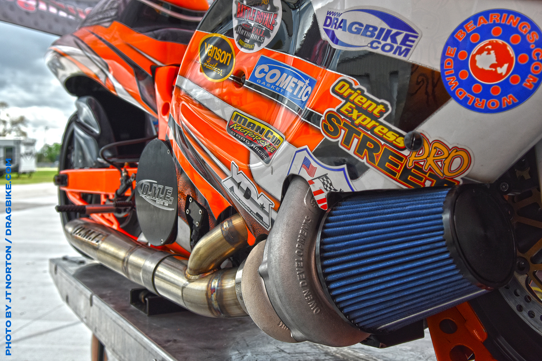 DME Racing – When You're Ready!